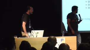 Image from Lightning Talks 3: Modelo de negocio con SW libre y licencias
