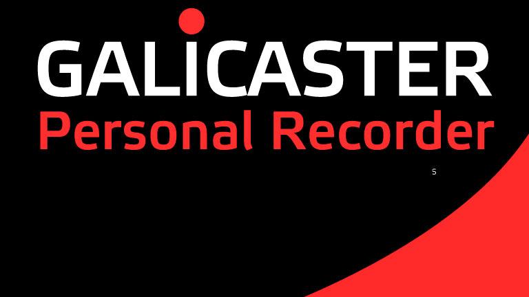 Personal Recorder: Introducción